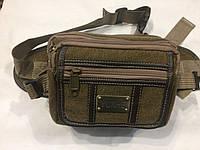 Мужская сумка на пояс, фото 1