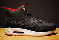 Кроссовки Nike Winter Grey (Мех)