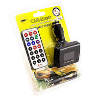 FM-модулятор 8in1 854 USB,AUX,Micro SD