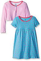 Платье для девочек с кофточкой, Gerber, США