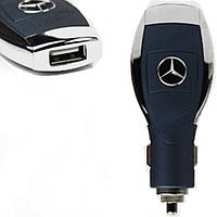 АЗУ MERCEDES-BENZ USB 5V 1500 mAh черный
