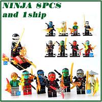 НИНДЗЯГО фигурки Игрушки NinjaGo Аналог LEGO N-0736