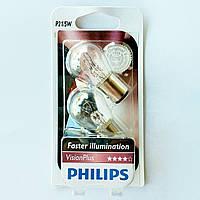 Лампа накаливания P21/5W VisionPlus12V (пр-во Philips)