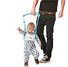 Вожжи детские для обучения ходьбе Moby Basket Type Toddler Belt walk, детский поводок ходунки, фото 2