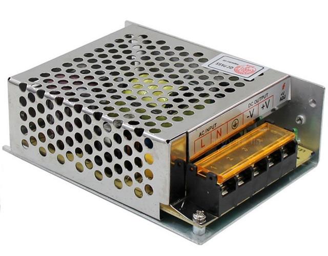 Универсальный блок питания 12V 3.5A METAL Адаптер