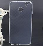 Силиконовый оригинальный чехол Oukitel U7 Plus / Есть стекло, фото 2