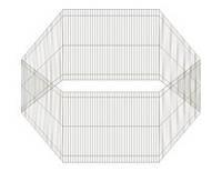 Вольер манеж Шестерка 100 длина,H 60 см