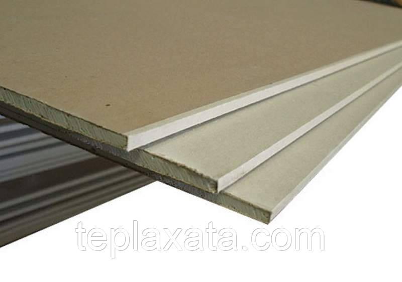 KNAUF ГКЛ потолочный 9,5 мм (2,5 м)