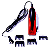 Машинка для стрижки волос Gemei GM-1012 профессиональная сетевая машинка, фото 4