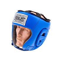 Шлем боксерский открытый EVERLAST EVSV480 (синий, р.S)