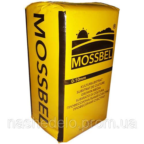 Торфяной субстрат Mossbel / Моссбел 250 л.