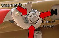 Универсальный ключ разводной snap n grip, Универсальный гаечный разводной ключ Snap'N Grip