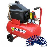 Масляный компрессор Forte FL-24