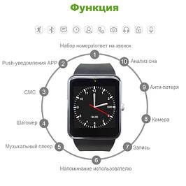 Smart watch Colmi GT08 Plus копия Apple Watch