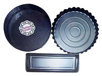 Набор форм для выпечки Empire 9858 форма торт кекс рулет