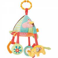 Развивающая игрушка-подвеска Baby Fehn Пирамидка