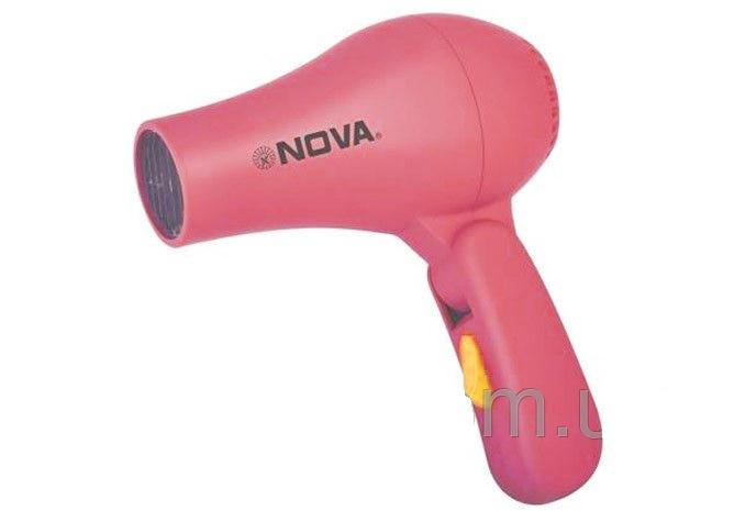 Дорожный Мини Фен для Волос Nova NV-838 1000W
