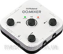 Микшер для смартфонов Roland GO: MIXER