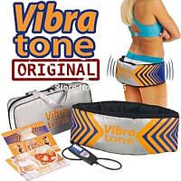 Вибрационный массажный пояс Vibratone пояс для похудения 540