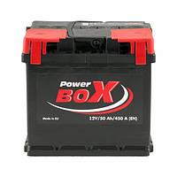 Аккумулятор Power Box 50 Аh 12V Euro (0)