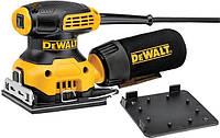 Шлифмашина вибрационная DeWALT DWE6411 (США)