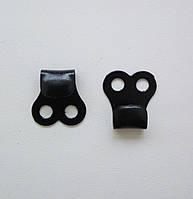Крючок обувной штамповка, оксид