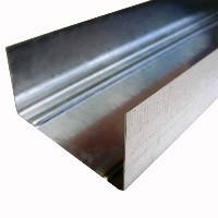 Профиль для гипсокартона UW 100 3 м 0.40 мм