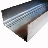 Профиль для гипсокартона UW 100 4 м 0.40 мм