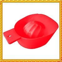 Ванночка Маникюрная Красная