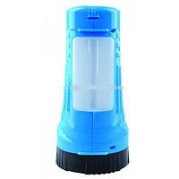 LED лампа фонарь аккумуляторный YJ-2833 фонарик настольный светодиодный переносной
