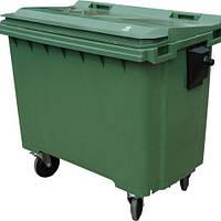 Мусорные контейнеры и баки для ТБО 1100 л
