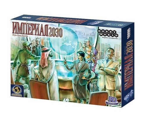 Настольная игра Империал 2030 (Imperial 2030), фото 2