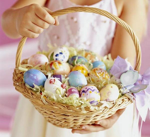 Весенний и Пасхальный декор
