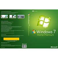 Microsoft Windows 7 Домашняя базовая SP1 x32 Украинская CIS and GE OEM (F2C-00885) лицензия