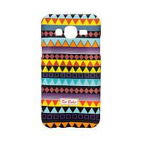 Накладка Silicon Case Ted Baker Samsung J700 (J7) Zulu Фосфорная