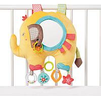 Развивающая игрушка-подвеска Baby Fehn Ежик (071177)