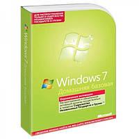 Microsoft Windows 7 Домашняя базовая Русская DVD BOX (F2C-00545)