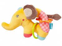 Развивающая игрушка-подвеска Baby Fehn Слоненок (074130)