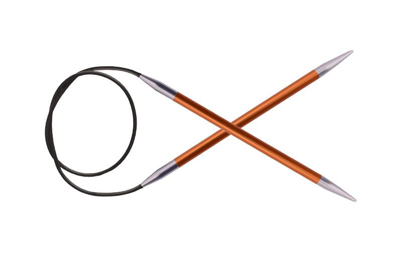 Спицы круговые 2.75 мм-100 см Zing KnitPro