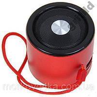 Мини портативная MP3 колонка от USB FM WS-A8 Red