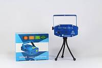 Лазерный проектор YX-09A цветомузыка Диско