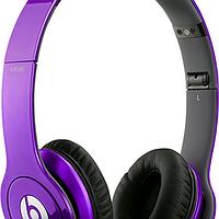 Наушники Monster Beats by Dr.Dre Solo HD Purple, Фиолетовые