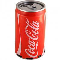 Портативная MP3 колонка банка Coca-Cola