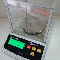 Весы лабораторные с защитным колпаком FEH-600 (600/0,01g)