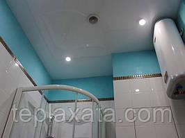 Полотно глянцевое (небольшие помещения до 5 м2)