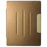 Чехол-книжка для iPad 2/3/4 пластиковая накладка Folio Cover бронзовый