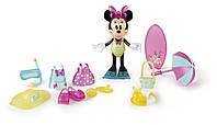 """Фигурка Minnie & Mickey Mouse Clubhouse серии """"Гламур""""МИННИ - ПЛЯЖНАЯ КРАСАВИЦА (182189)"""