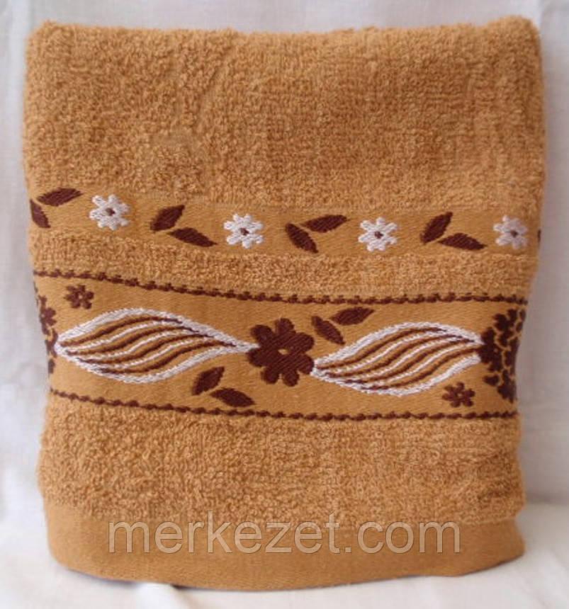 "Полотенце махровое для бани. Банное полотенце ""Спираль"". Пляжное полотенце"