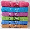 "Полотенце махровое для бани. Банное полотенце ""Спираль"". Пляжное полотенце, фото 2"