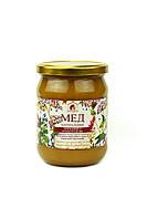 Мёд гречишный с разнотравьем